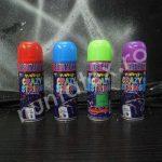 Spray cu spuma decorativa colorata online