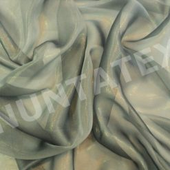 Material voal chiffon colorat