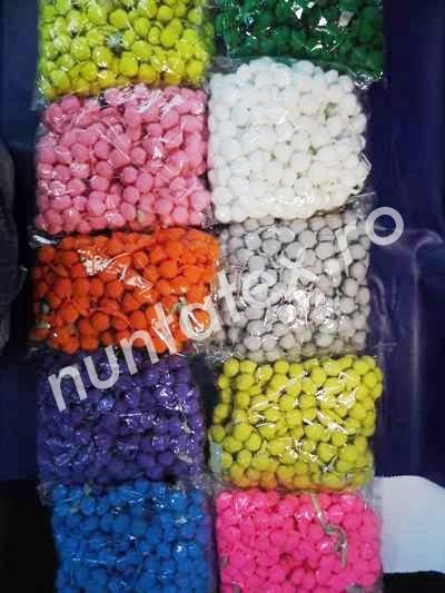 Banda ciucuri colorata