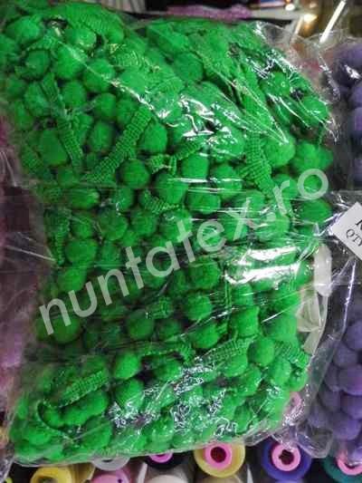 Banda ciucuri colorati