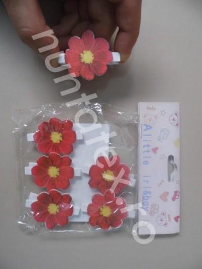 Accesoriu cu clestisor floare de mac