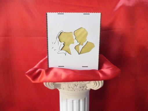 Cutie de dar de nunta