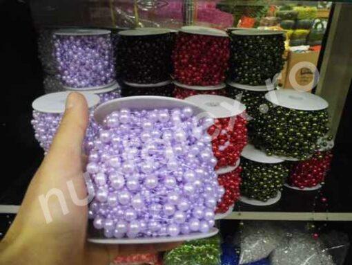 Sirag de perle colorat