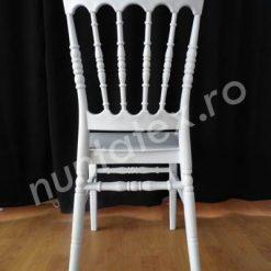 Scaun pentru evenimente din plasti alb