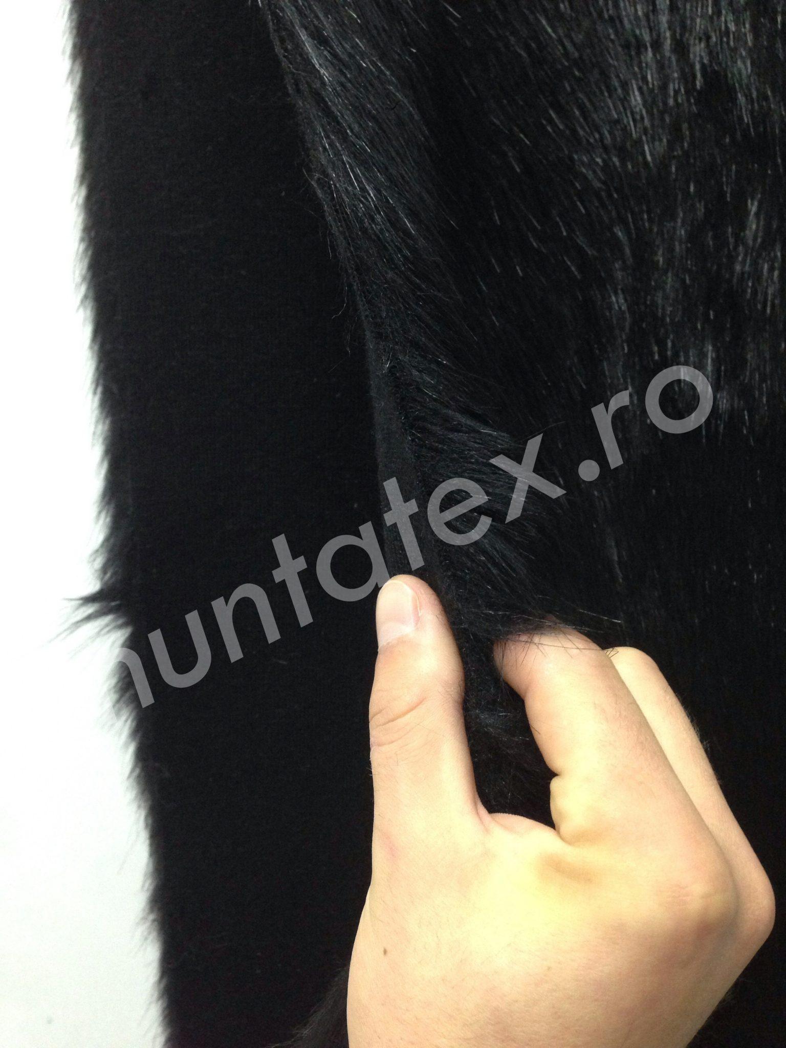 Blana Par Scurt Neagra 51 Artificiala Nuntatex Ro