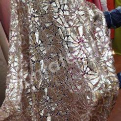 Material cu paiete pentru rochii