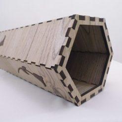 Vaza din lemn de vanzare