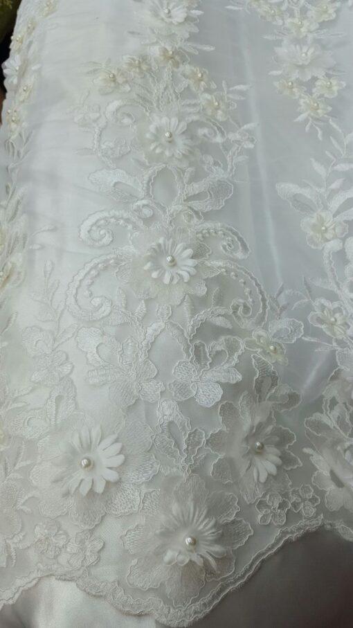 Dantela pentru rochii