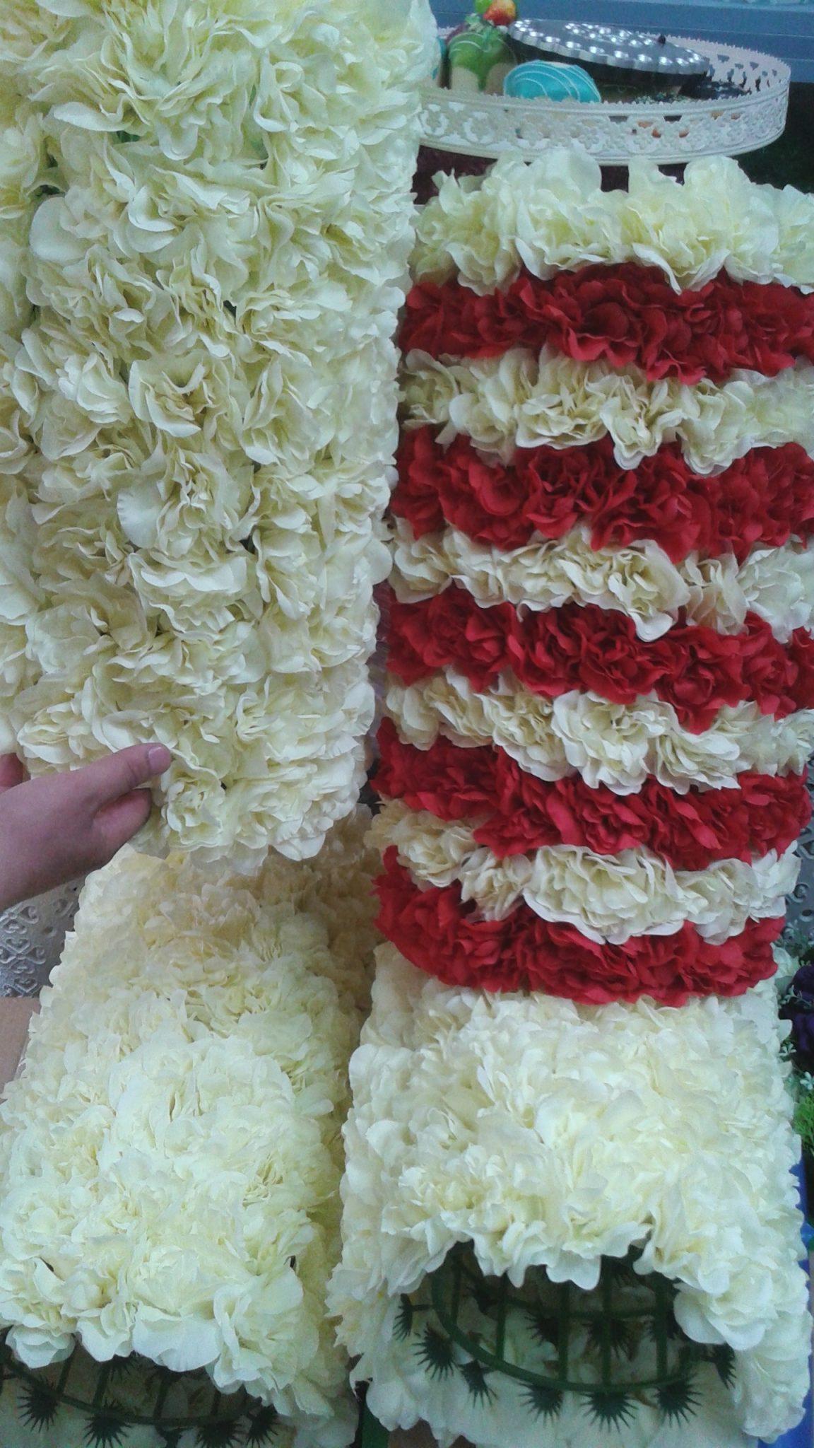 Flori decorative de nunta