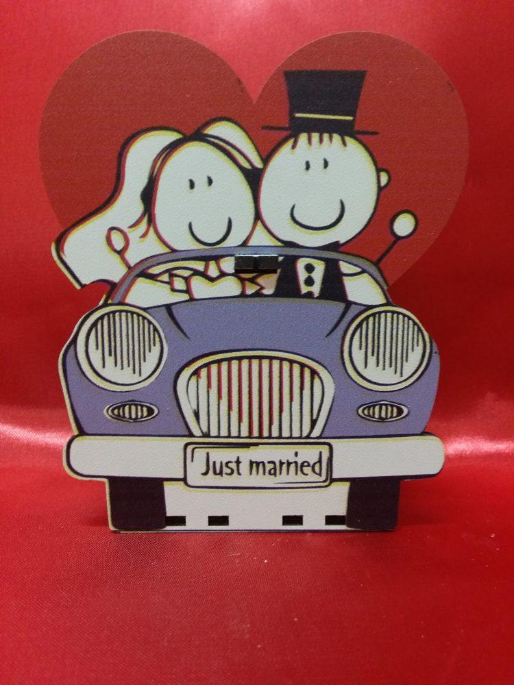 marturie nunti lemn