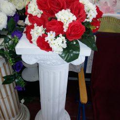 Aranjamente flori artificiale nunti