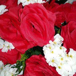 Aranjamente flori artificiale pret