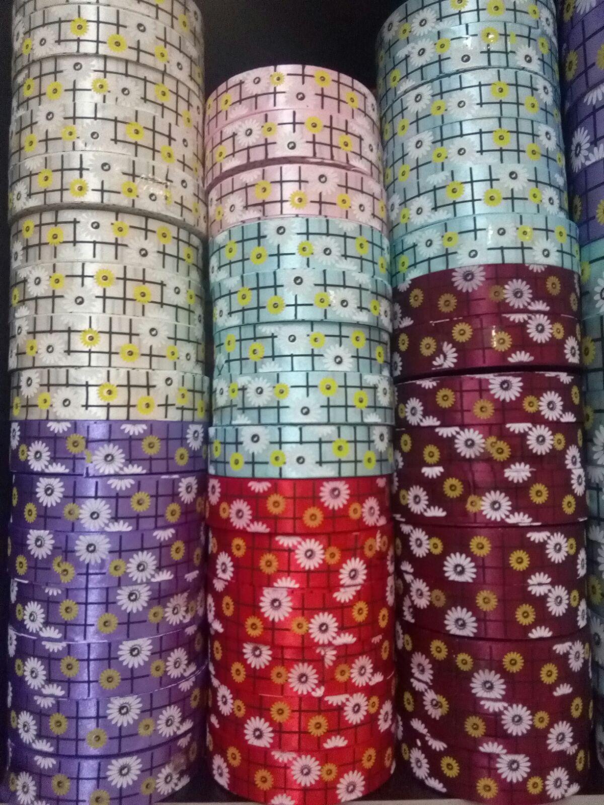 panglica colorata cadou