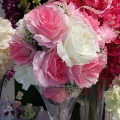 aranjamente florale artificiale nunta