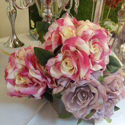 trandafiri artificiali mari pret