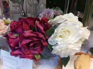 trandafiri artificiali mari