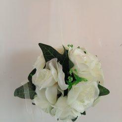aranjament floral artificial sfera