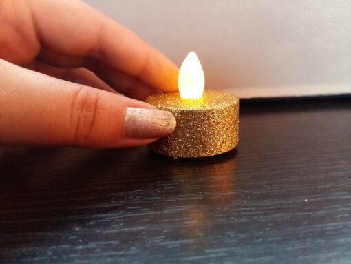 candele cu led set