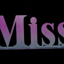cuvinte decorative nunta Miss