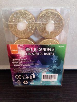 candele cu led set 6 online pret