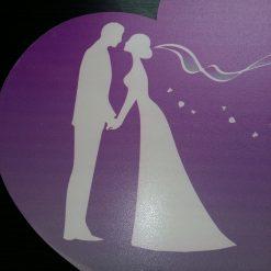 pancarta bine ati venit nunta