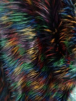 Blana artificiala colorata pret