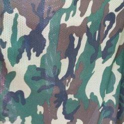 Material camuflaj plasa pret