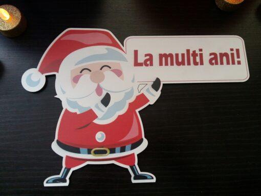 Ornament La multi Ani 2018 online