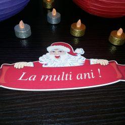 Ornament La multi ani 2018 ieftin