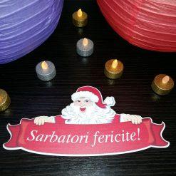 Ornament Sarbatori Fericite online