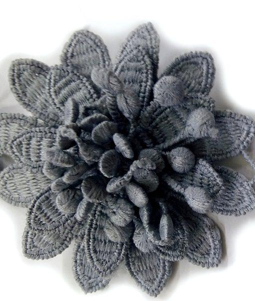 Banda flori pentru rochii