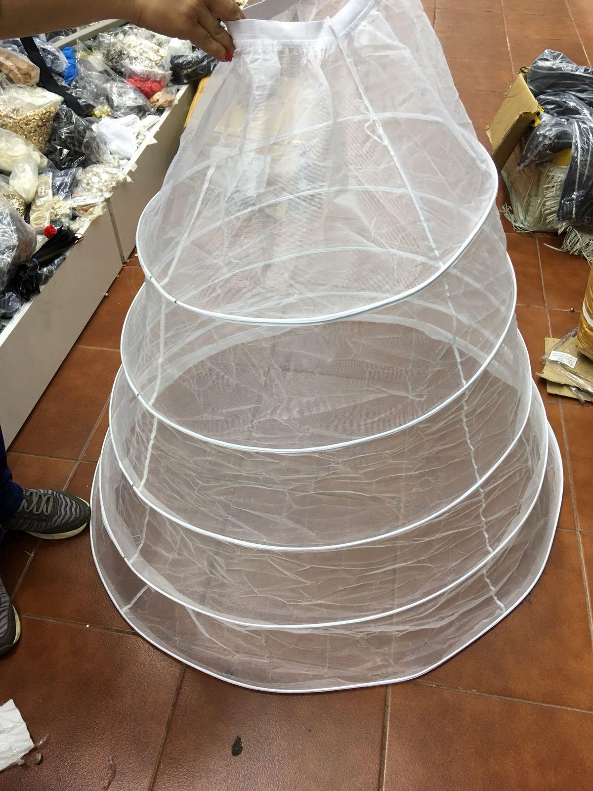 Crinolina rochii 5 cercuri pret