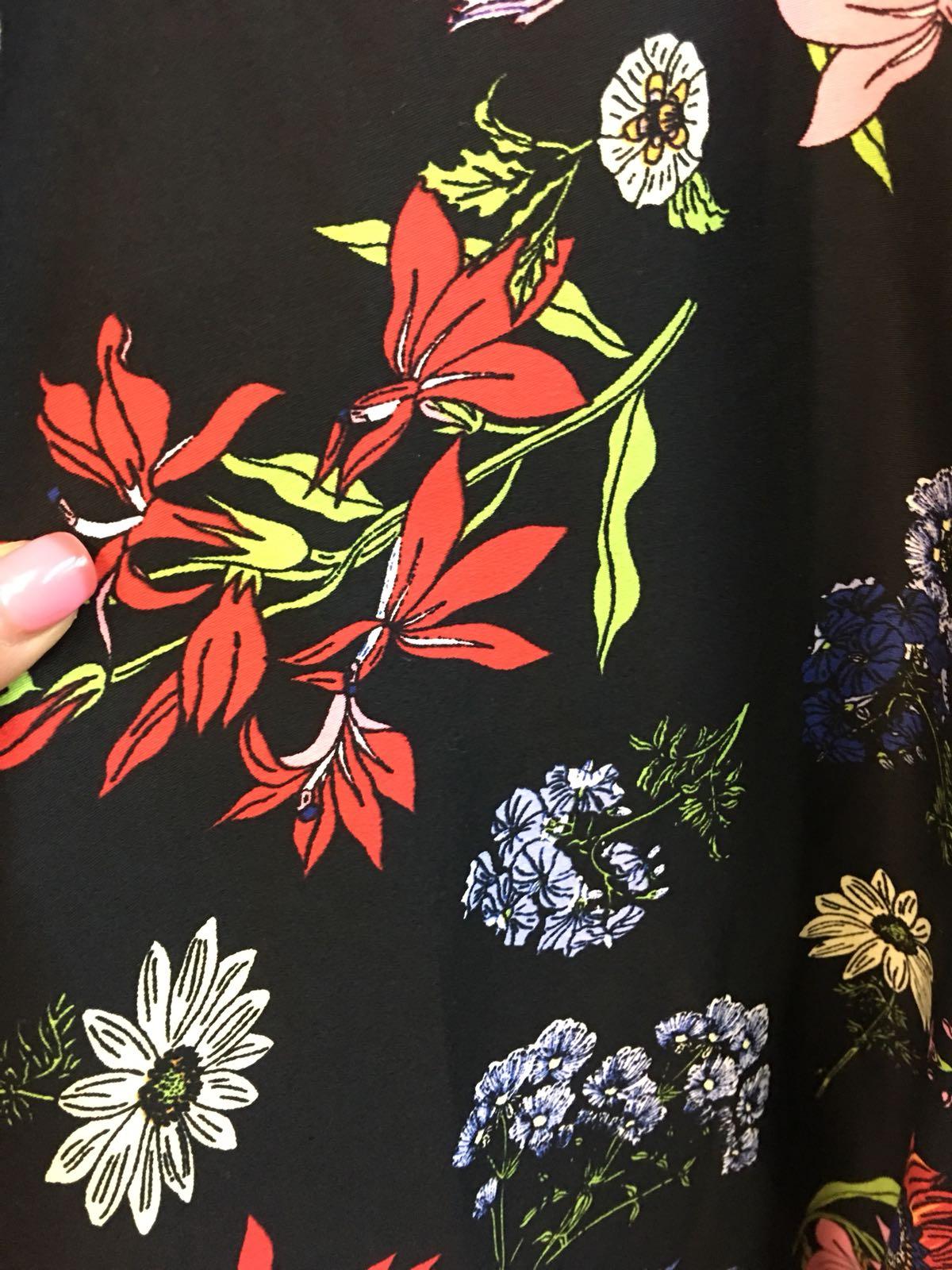 Bumbac imprimat pentru rochii