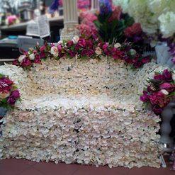 Aranjament floral modern