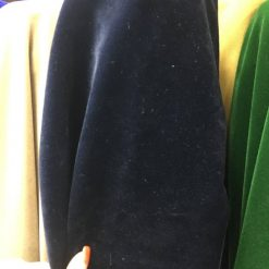 Catifea groasa pentru rochii