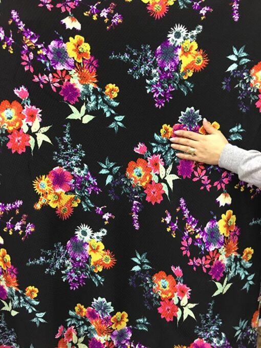 Material Textil Jackquard
