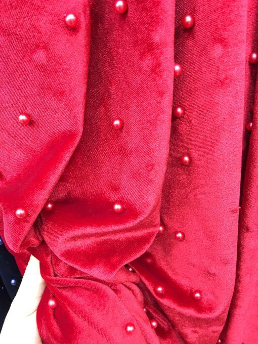Catifea cu perle de vanzare