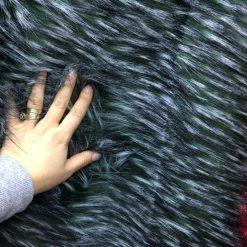 Blana artificiala fir lung material textil