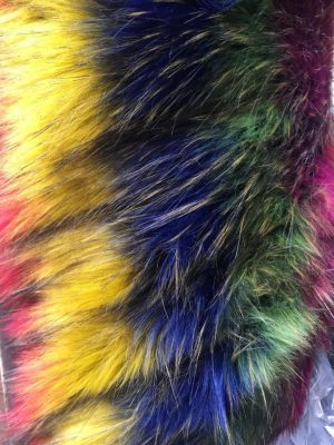 Blana sintetica in culori