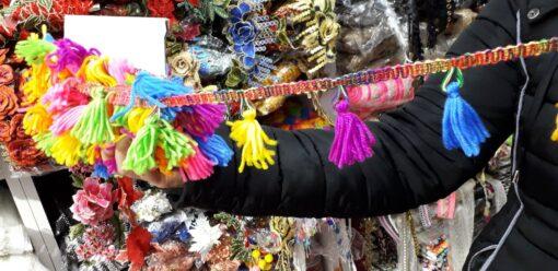 Banda ciucuri colorati online