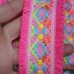 Materiale Textile colorata
