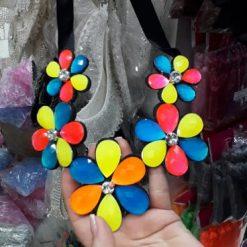 Guler detasabil colorat