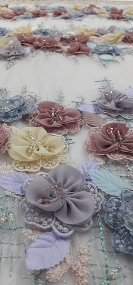Material pentru rochii elegante