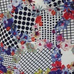 Vascoza subtire cu flori