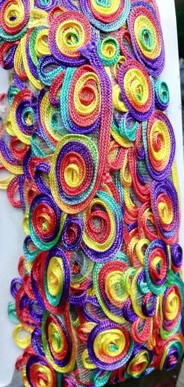 Banda colorata ieftin