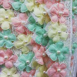 Banda brodata perle online