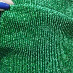 Jerse verde cu sclipici