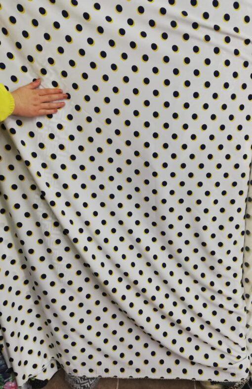 Vascoza cu buline rochii
