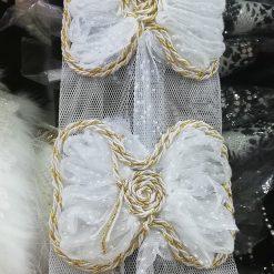 Banda tulle pentru rochii