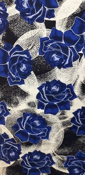 Bumbac cu trandafiri online